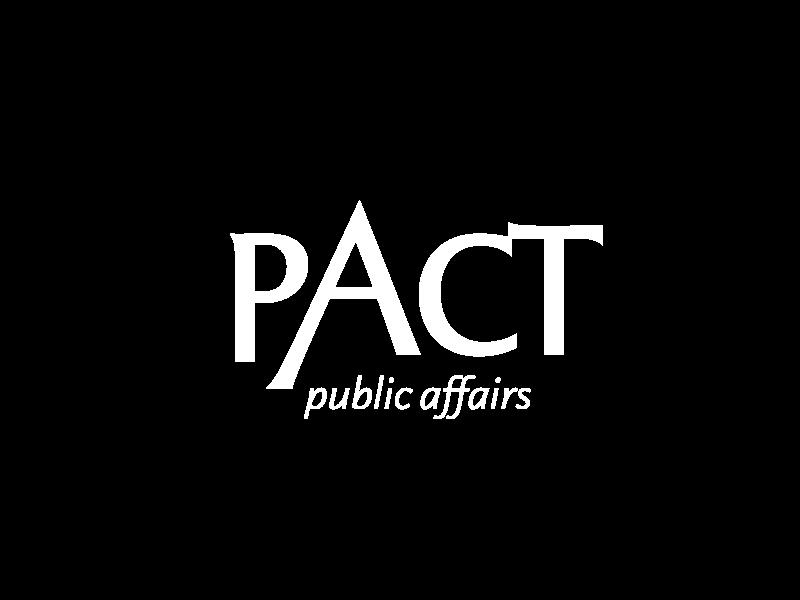AANDAGT | Logo PACT Public Affairs
